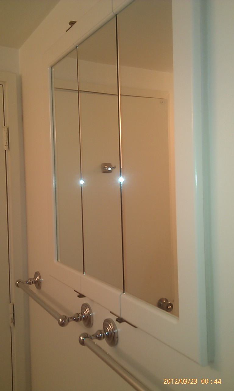Bathroom Mirror Installation Hawaii Abc Handyman Hawaii