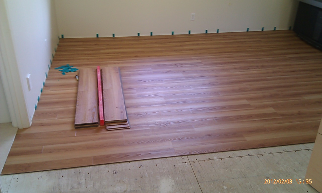 Laminate Flooring Allure Laminate Flooring Installation