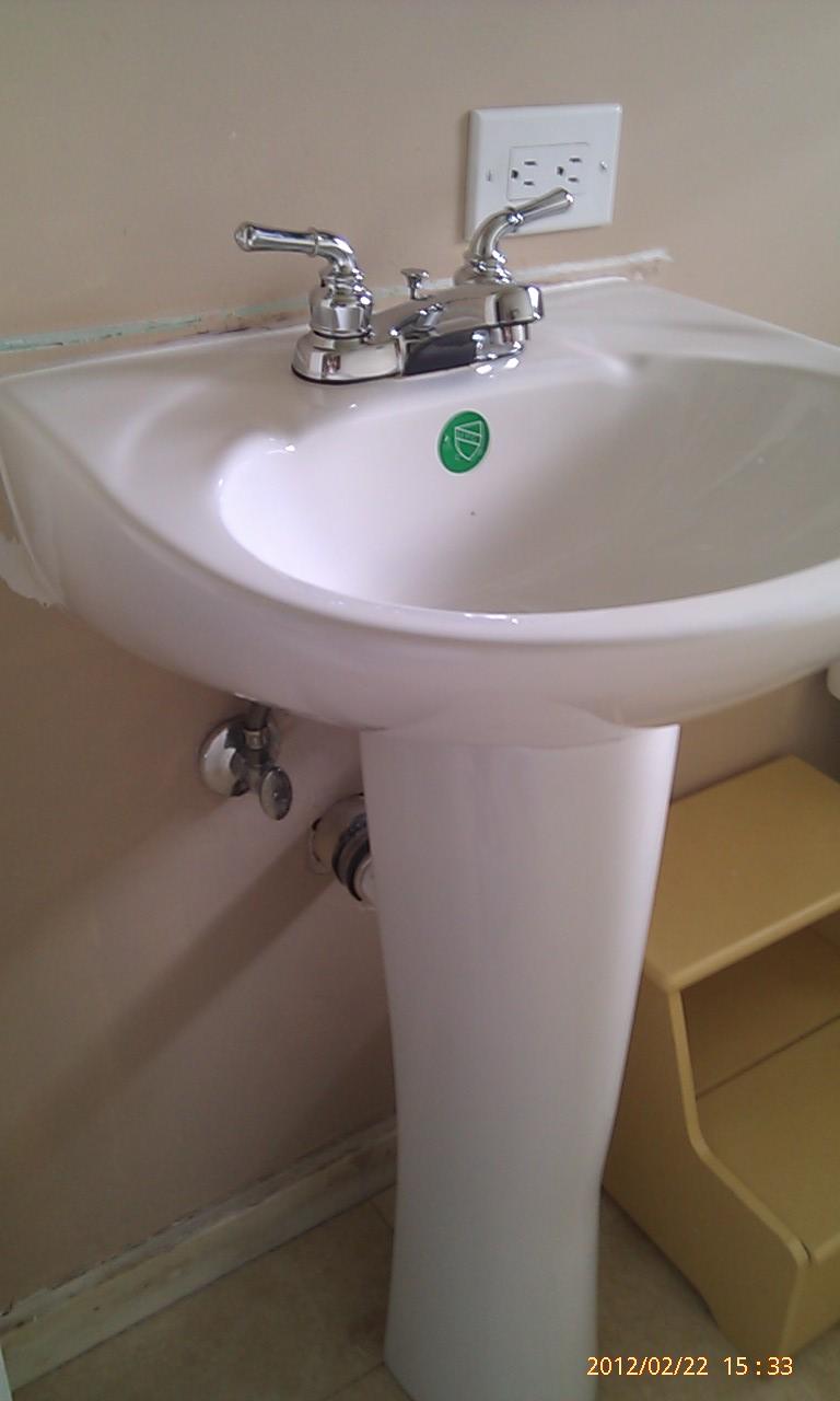 Bathroom Sink Installation Hawaii Abchandymanhawaii