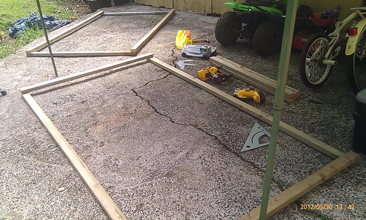 Construction plans dog kennel wooden pdf simple rocking Dog kennel layouts